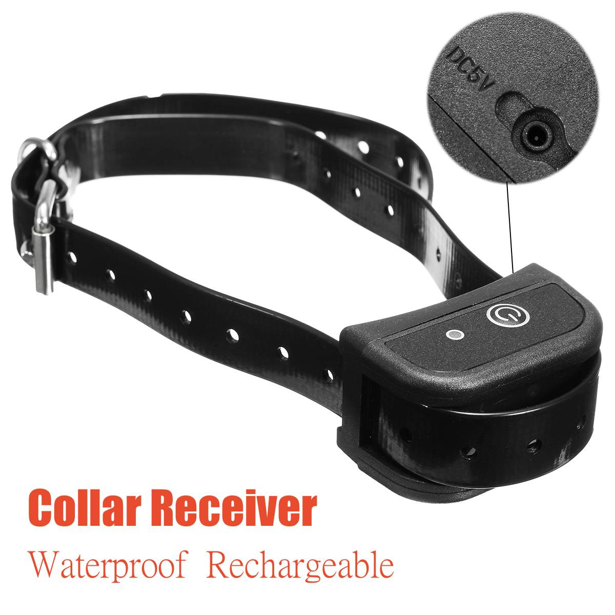 Electronic Wireless Remote Dog Training Collar Fence Containment System Dog Training  Collar