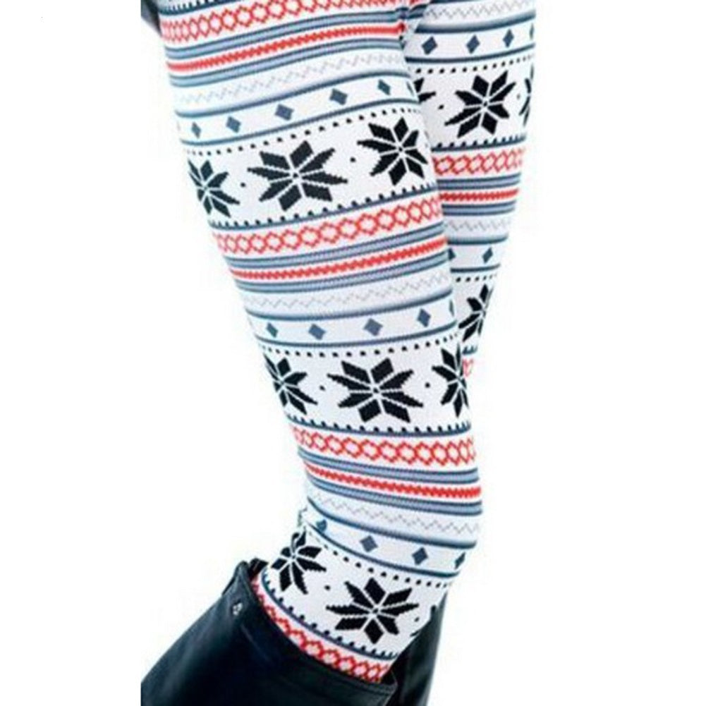 Women's Hot Xmas Trousers