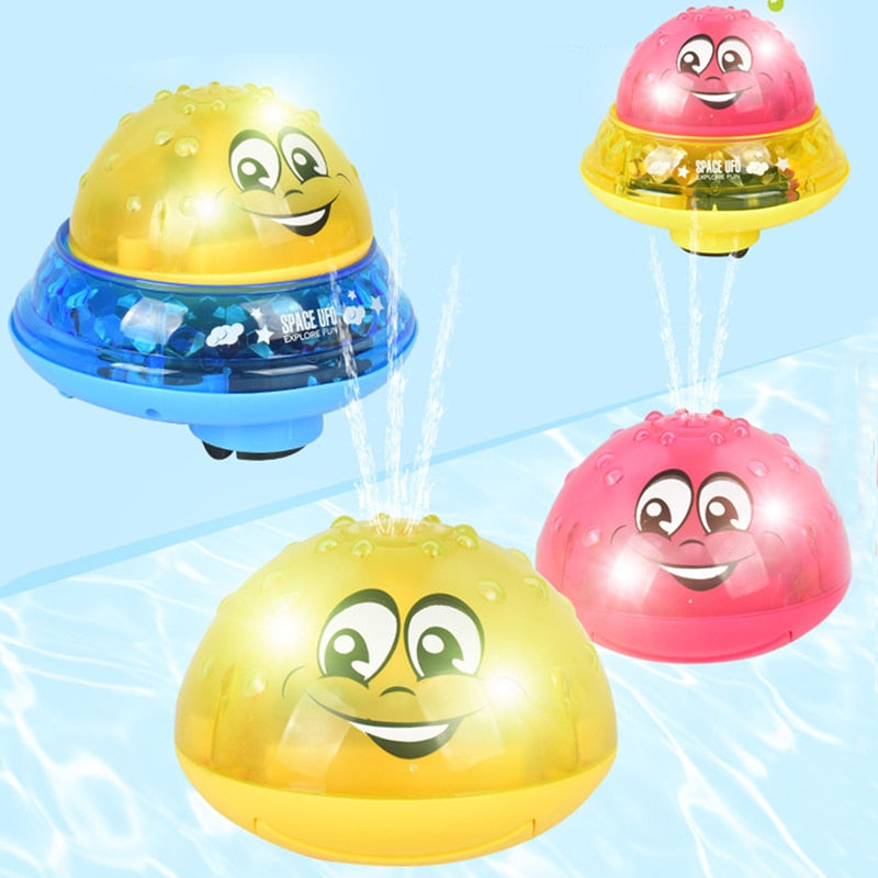 Funny Infant Water Spray Bath Toys