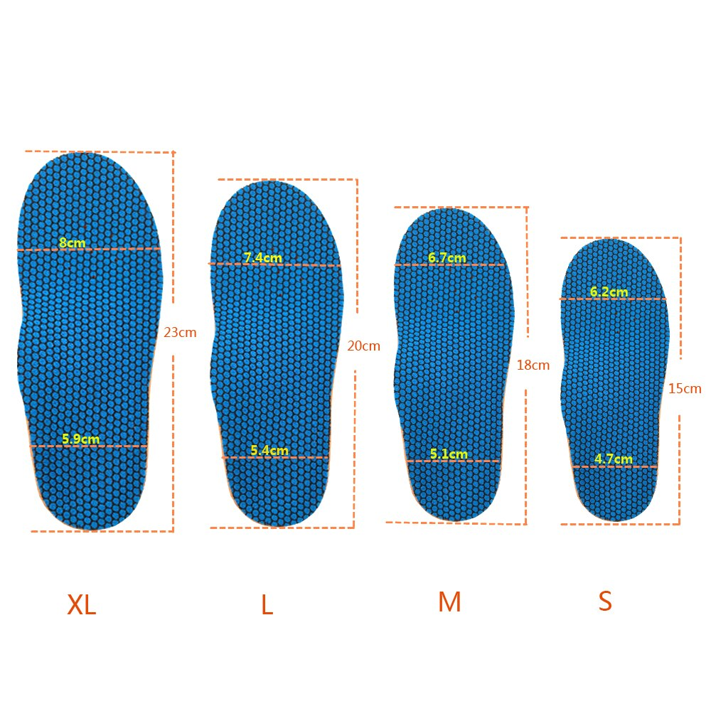 Kids Orthopedic Shoes Insoles