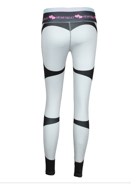Elastic High Waist Legging