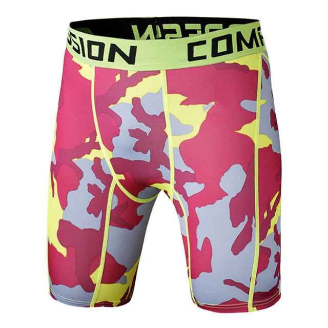 Men's Quick-Dry Camouflage Short