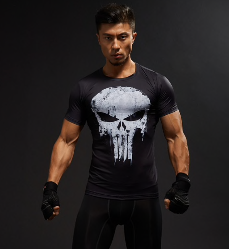 Hero Fitness T-shirt