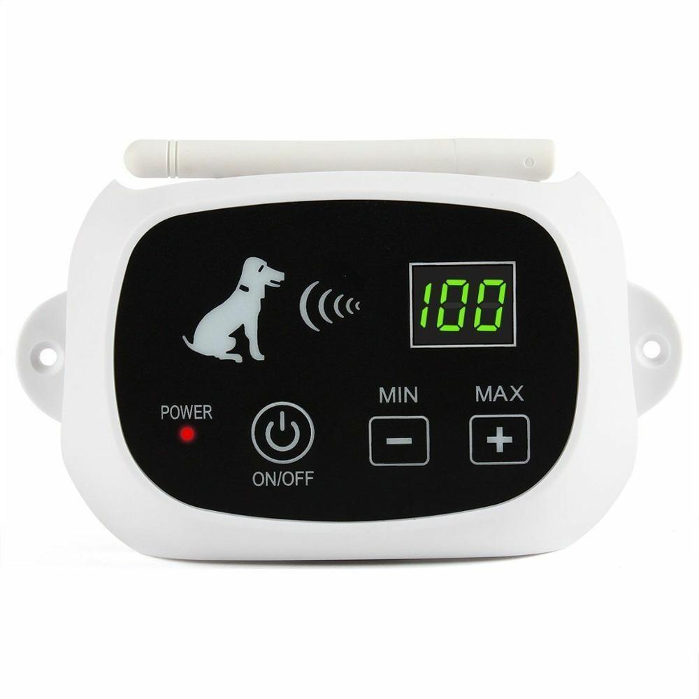 1/2/3 Wireless Electric Dog Pet Fence Shock Collar Transmitter