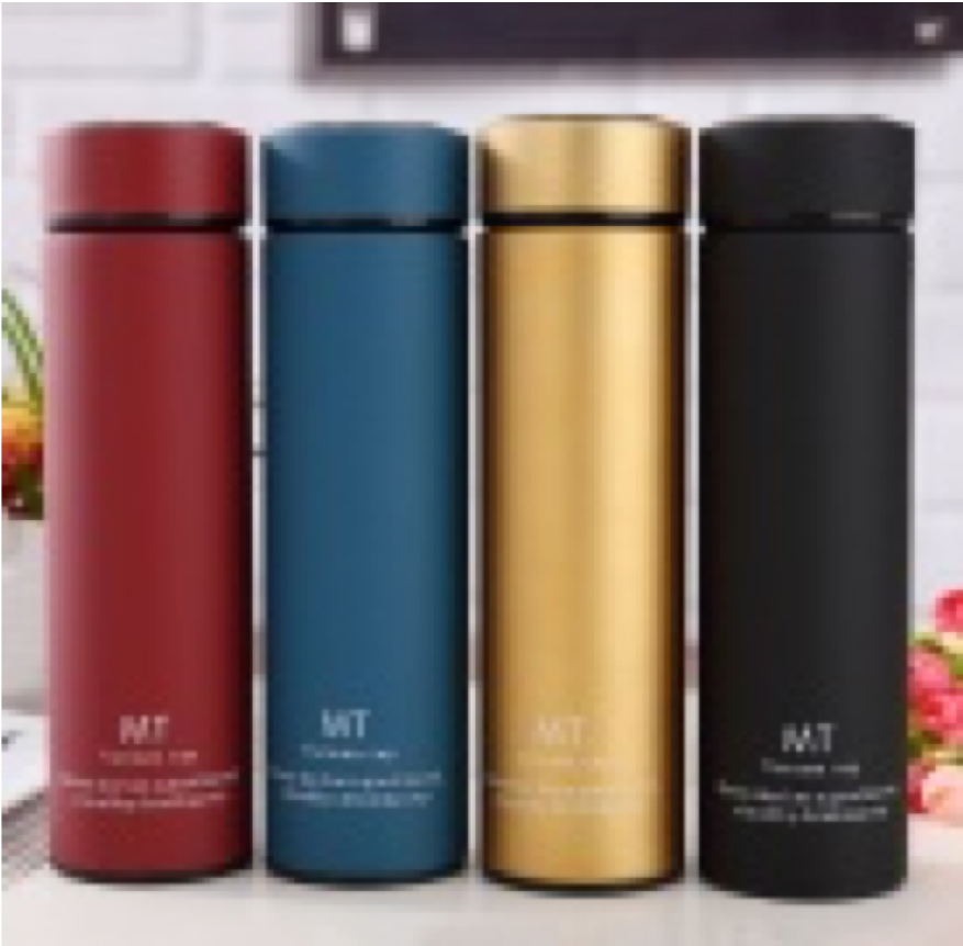 Opaque Stainless Steel Bottle