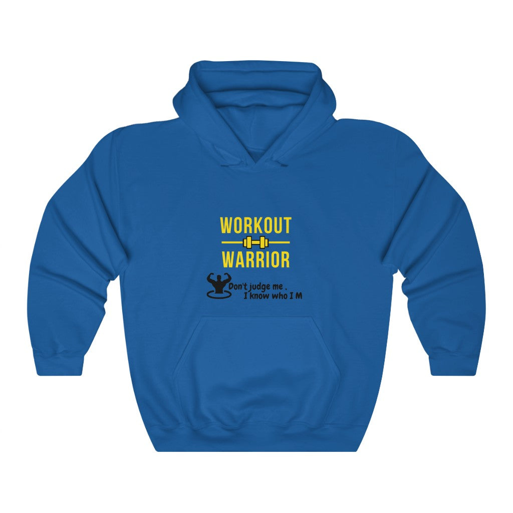 Workout Warrior™ Hooded Sweatshirt