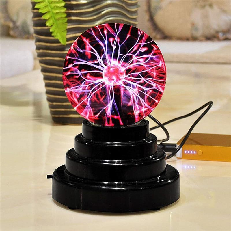 【Christmas sale-BUY 2 GET 10% DISCOUNT】Plasma Magic Moon Lamp - ChoiceBird