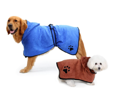 Pet Bathrobe
