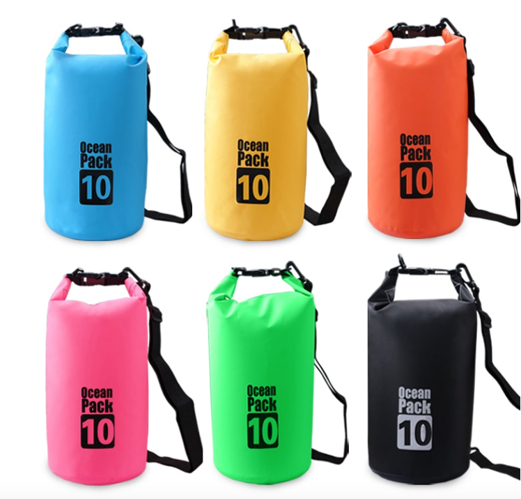 Foldable Waterproof Swimming Bag