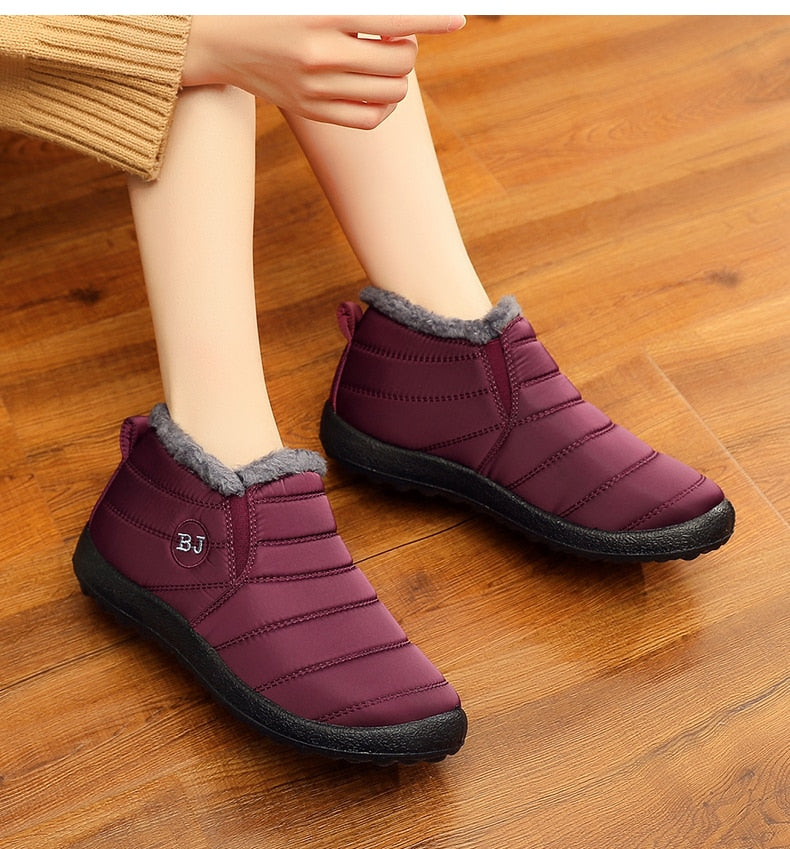 Comfortable Winter Booties For Women - ChoiceBird