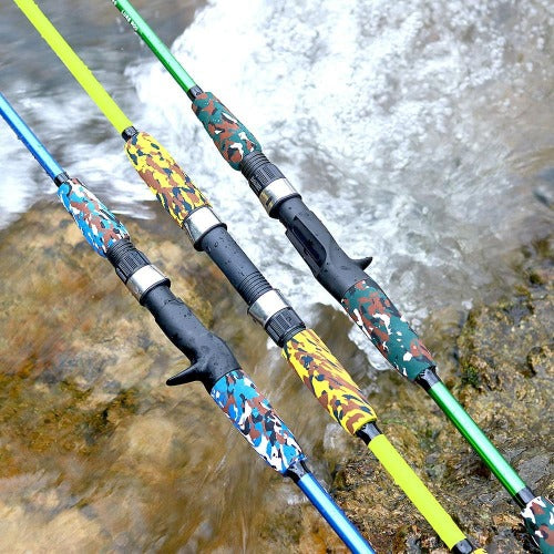 Spinning Casting Hand Lure Fishing Rod