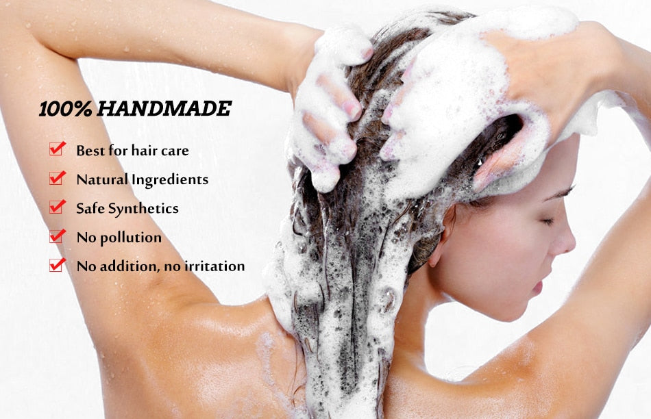 Handmade Anti Dandruff Shampoo -Natural Hair Care - ChoiceBird