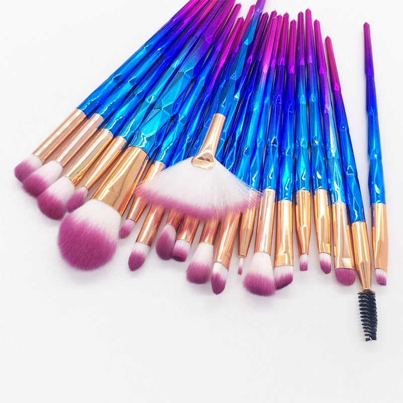 Professional Eyeshadow Make up Brush Set