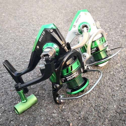 12BB Ball Bearings Spinning Fishing Reel
