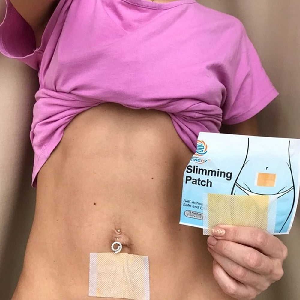 Natural Herbs Navel Sticker Body Shaping Patches{VIP Gift}