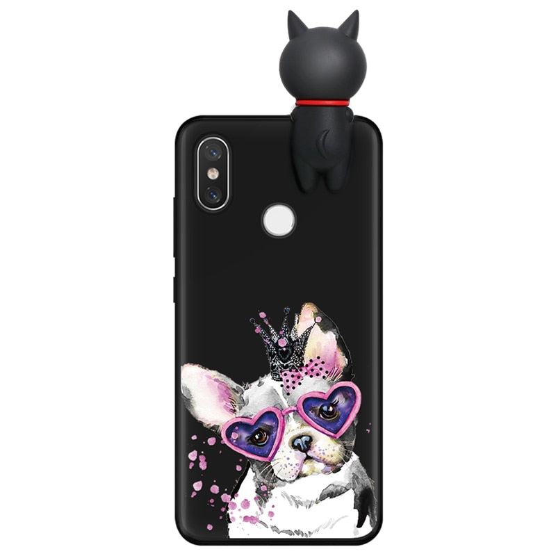 3D Doll Phone Cases Cover