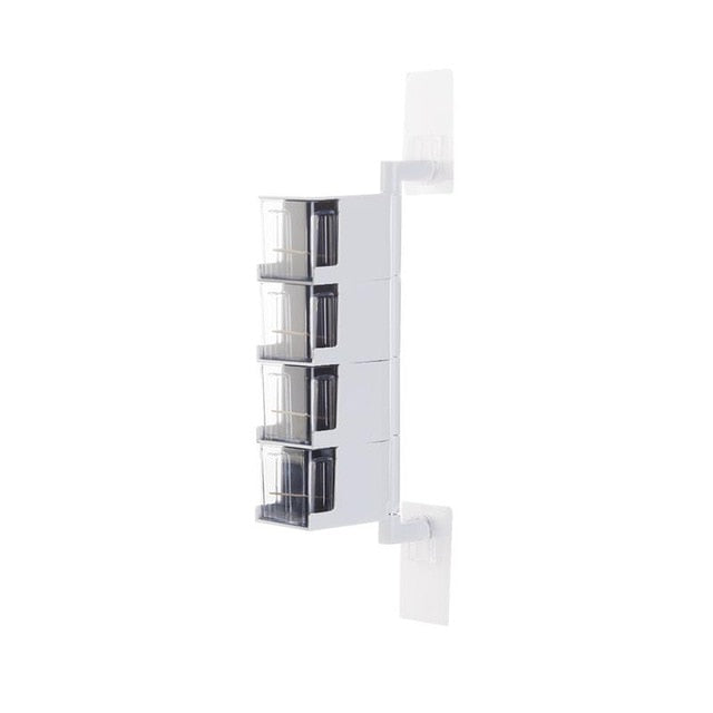 Rotating Wall Mounted Kitchen Rack - ChoiceBird