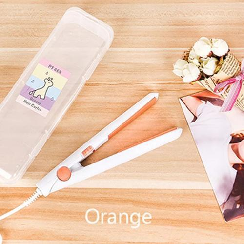 Professional Mini Hair Straightener And Curler - ChoiceBird