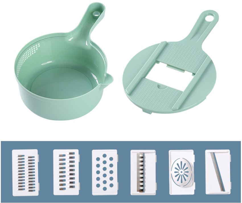 Multi-Function Kitchen Helper