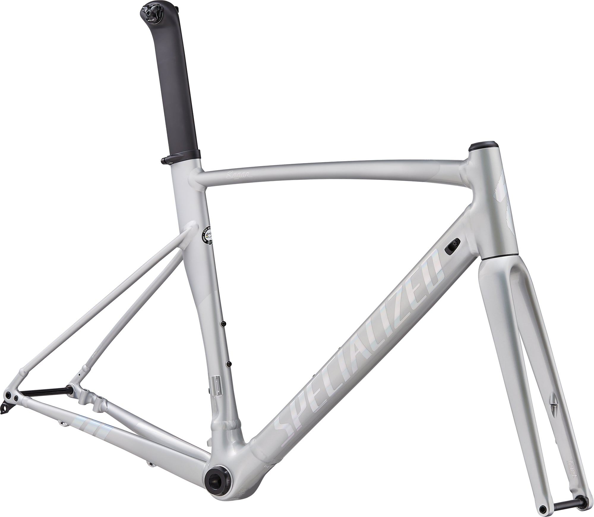 Allez Sprint Disc Frameset - Sagan Collection Overexposed LTD