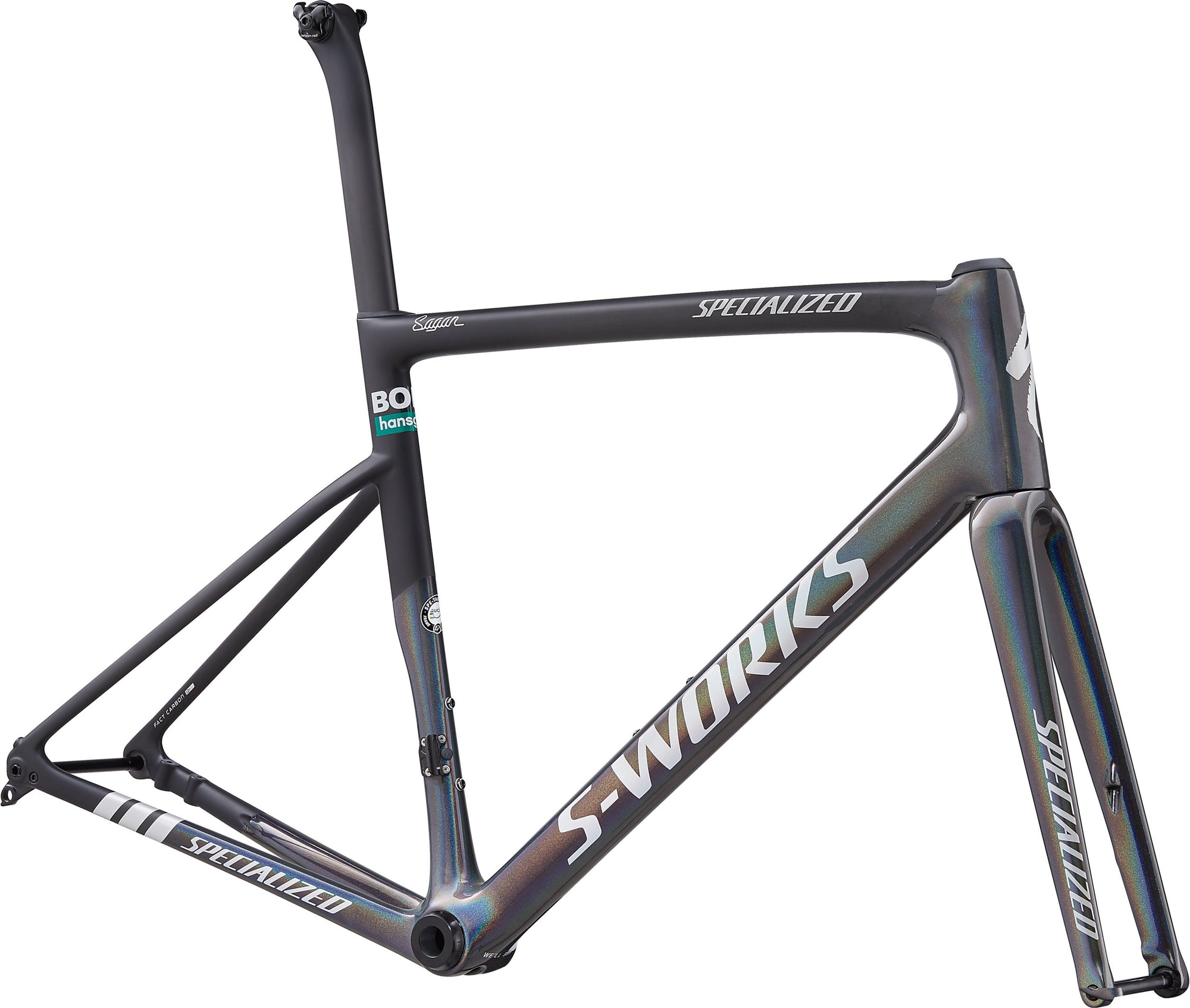S-Works Tarmac SL6 Disc Frameset - Sagan Collection Mirror LTD