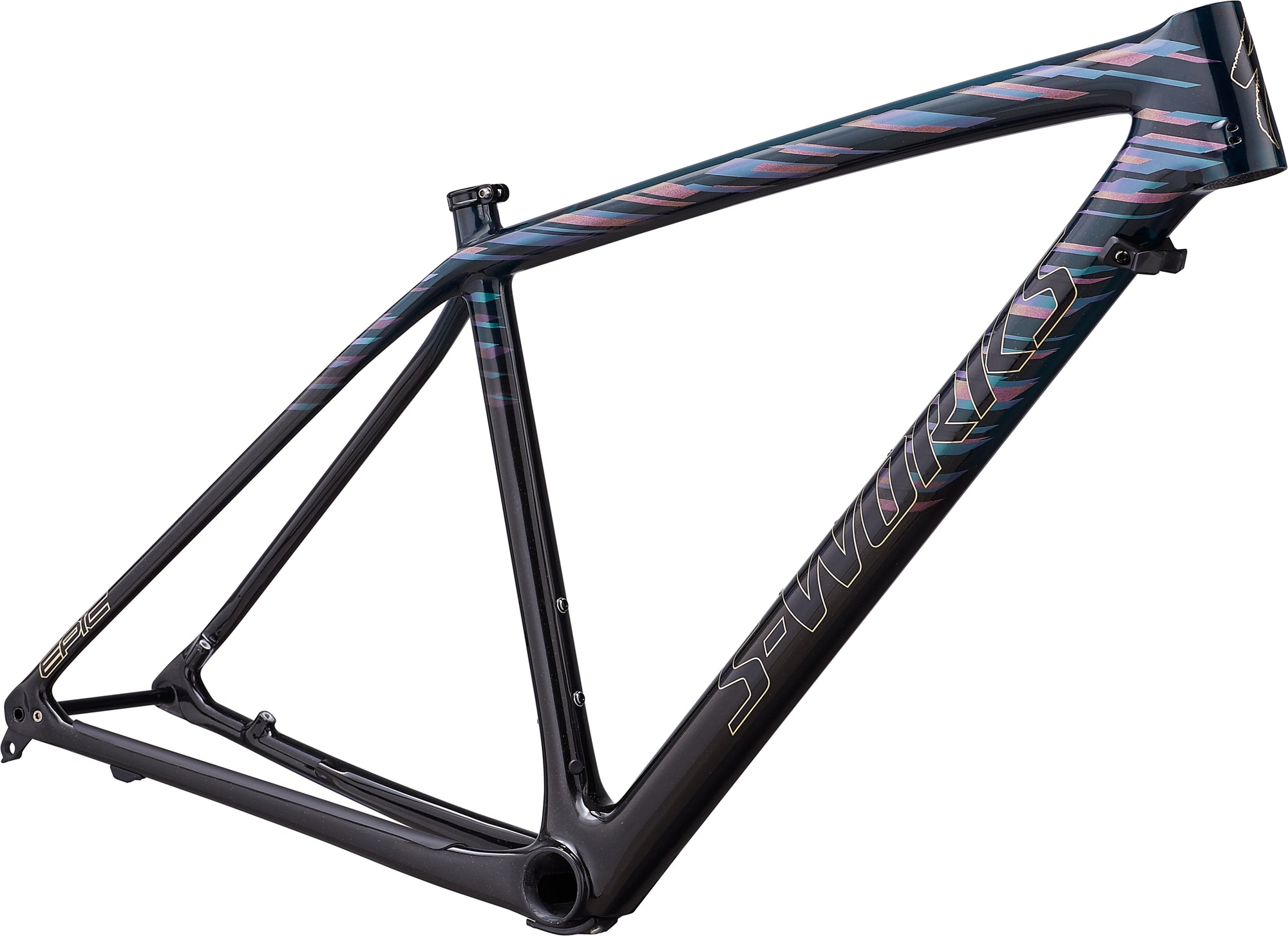 S-Works Epic Hardtail Frameset - LTD