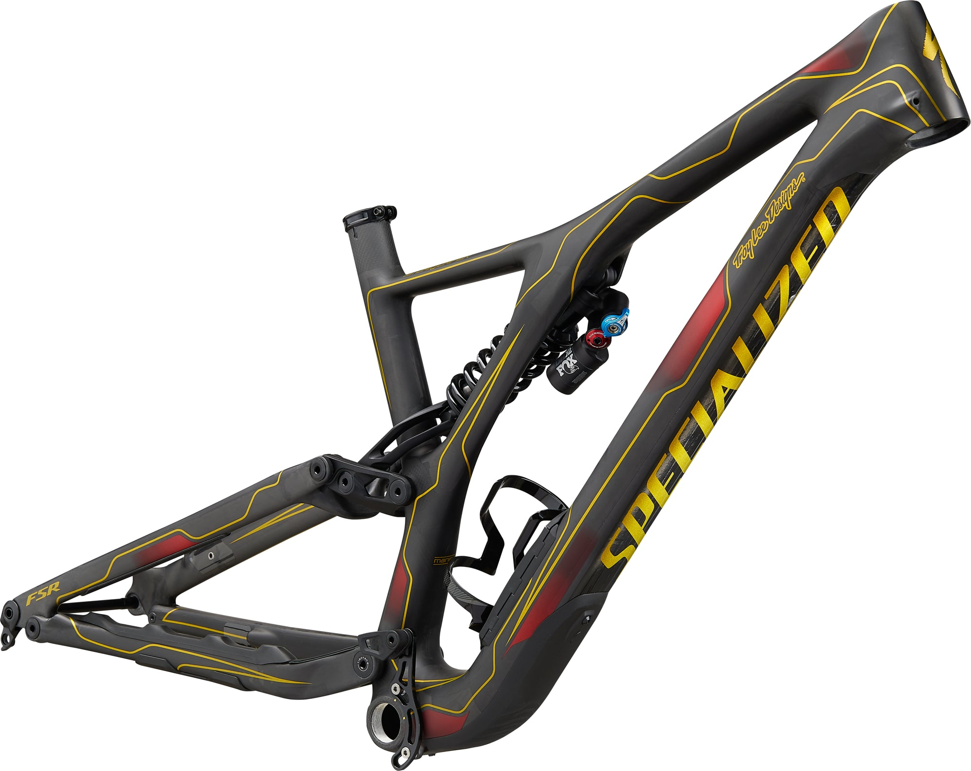 Stumpjumper Troy Lee Designs 29 Frameset - Limited-Edition