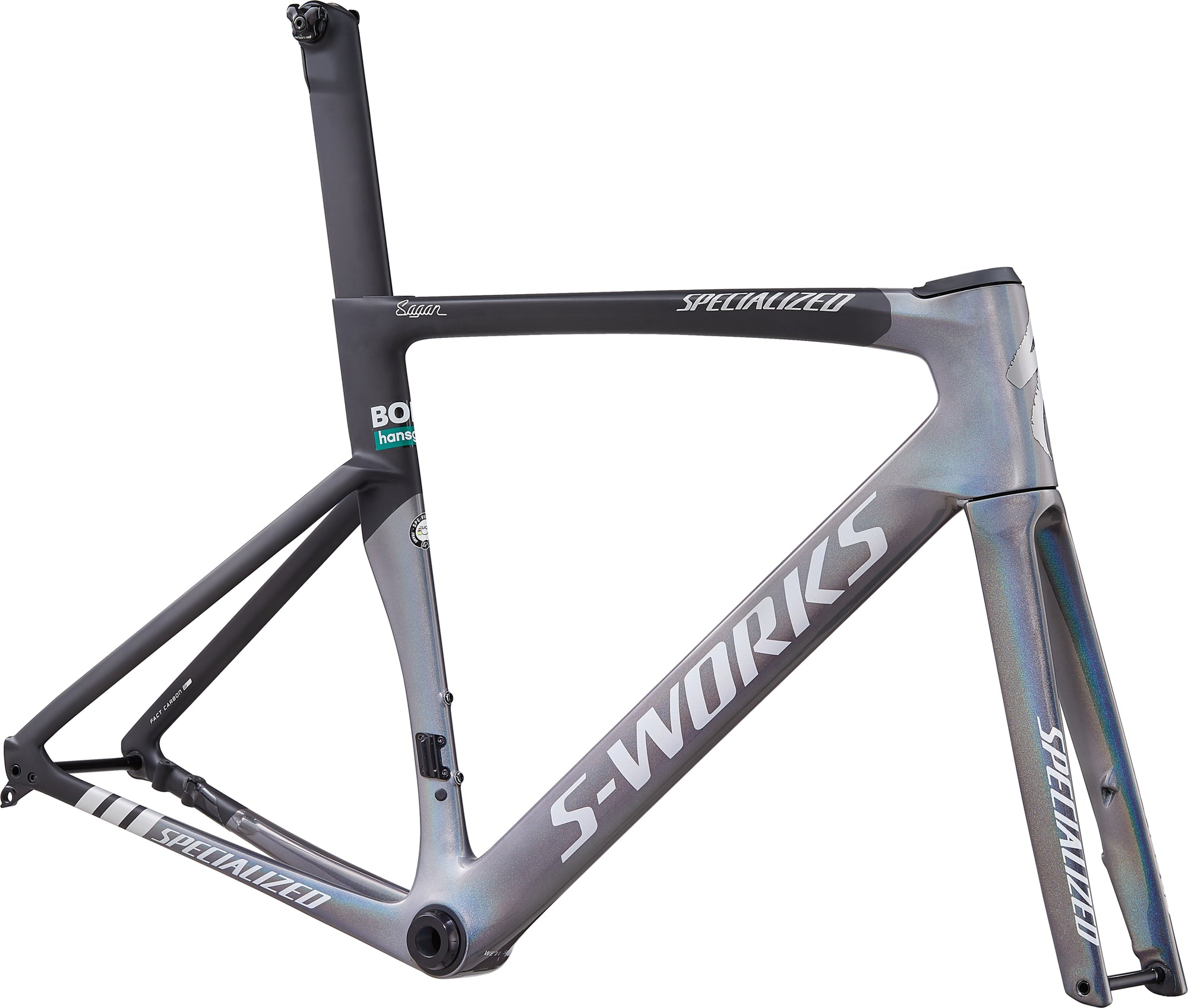 S-Works Venge Frameset – Sagan Collection Mirror LTD