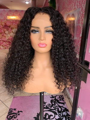 HD Lace Wig - Brazilian Mink Curly
