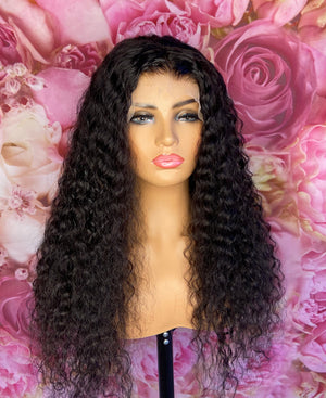 Full Lace Wig - Brazilian Mink Deep Wave