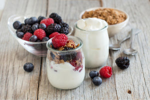 Yogurt: Your breakfast superhero
