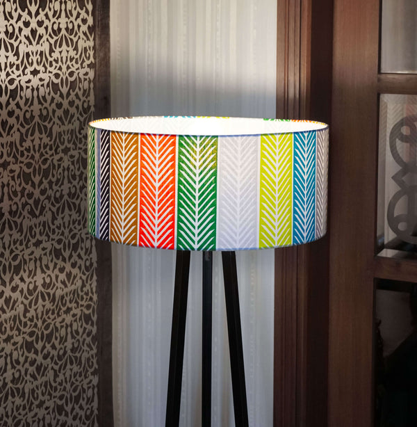 Palm Lamp Shade