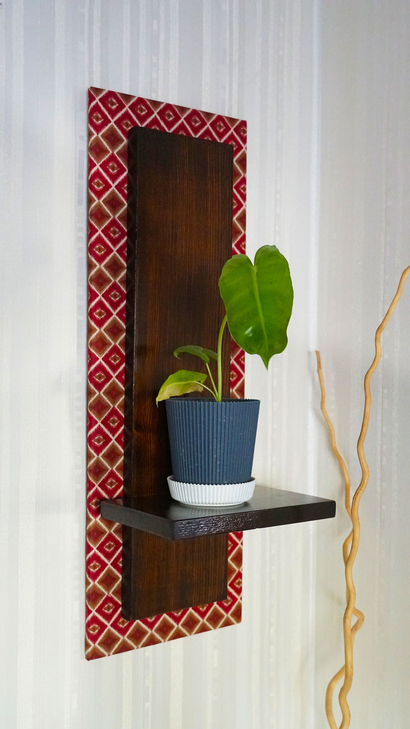 Andalus Wall Hanging Shelf