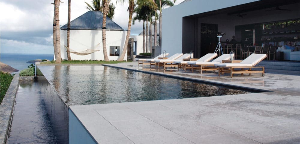 Beginners guide to choosing outdoor tile, design ideas and installation