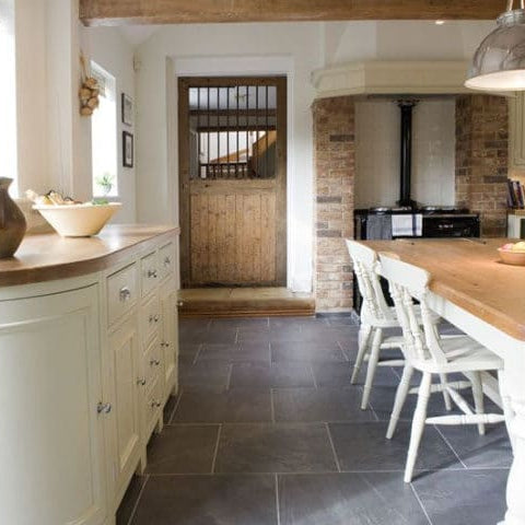 Limestone Flooring Decoration Ideas