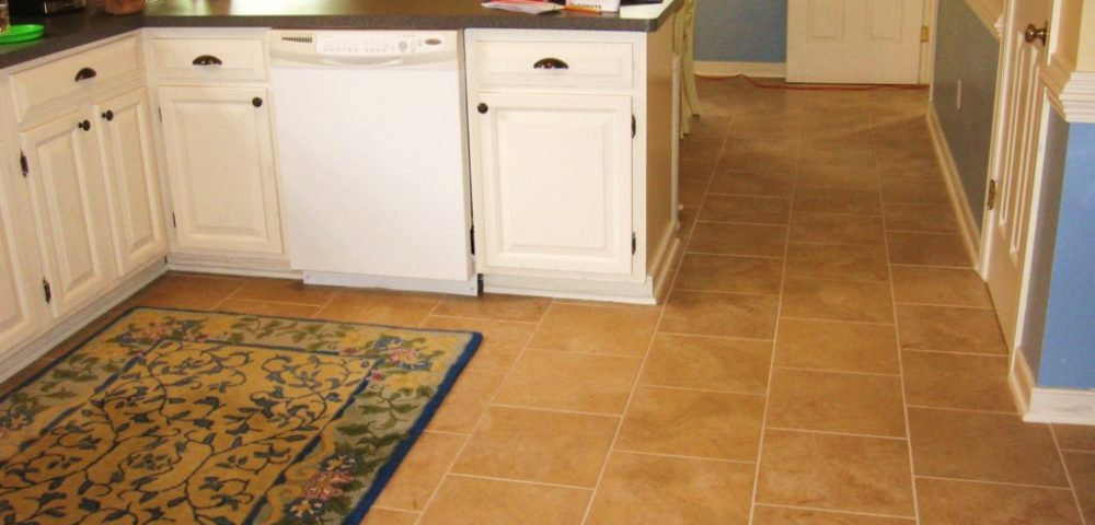 Travertine Kitchen Floor Design Ideas, Cost and Tips