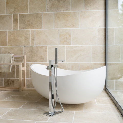Elegant Bathroom Design Ideas, Stone Choices and Maintenance Tips