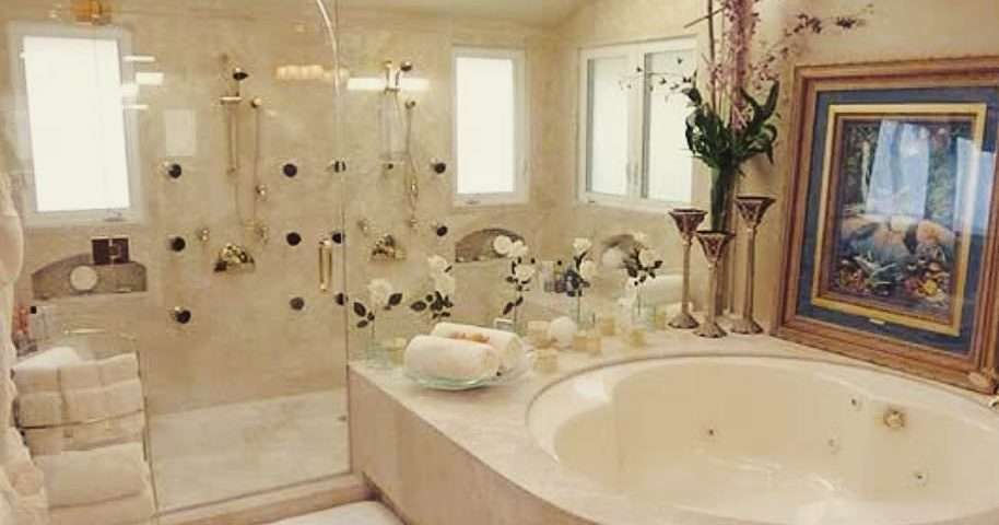 Is Travertine Good For Bathrooms and Showers?