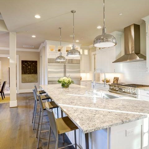Kitchen Countertops: Selection Criteria, Material Types and Design Ideas