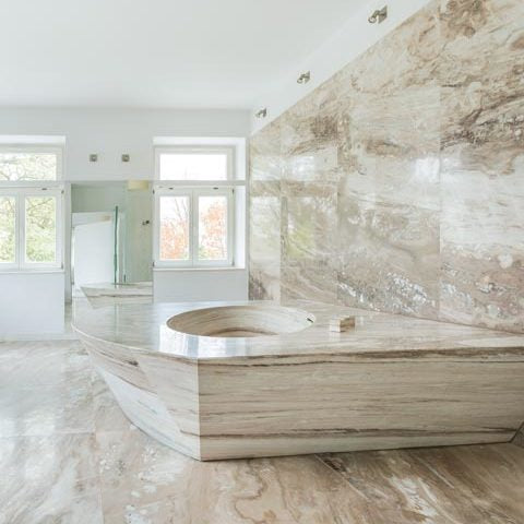Marble Bathroom: Types, Design Ideas and Tips
