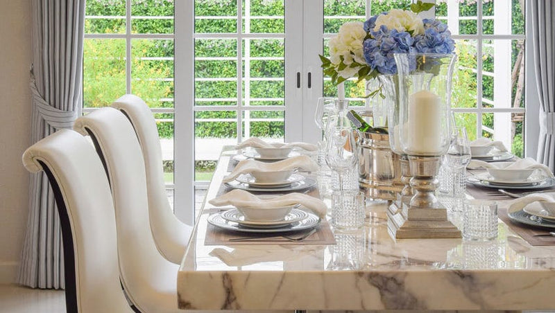 Marble Dining Table Designs Pros And Cons Costs And Tips