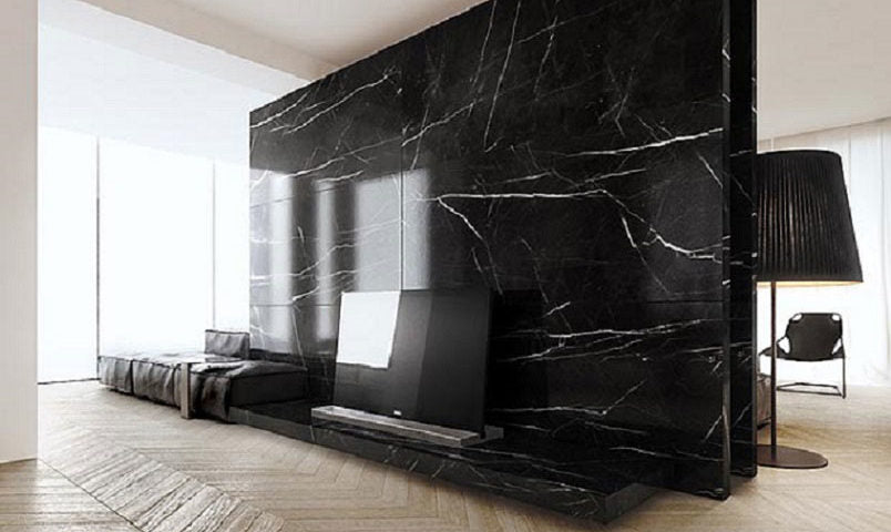 Image result for Levadia Black Marble floor