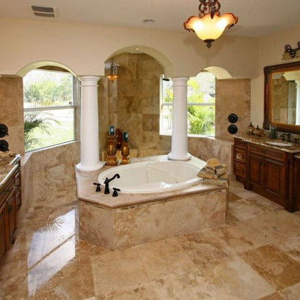 Everything you need to know about Polished Travertine