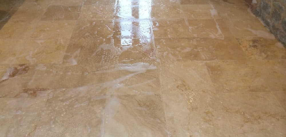 Travertine Sealers Pros And Cons Types Installation And Tips