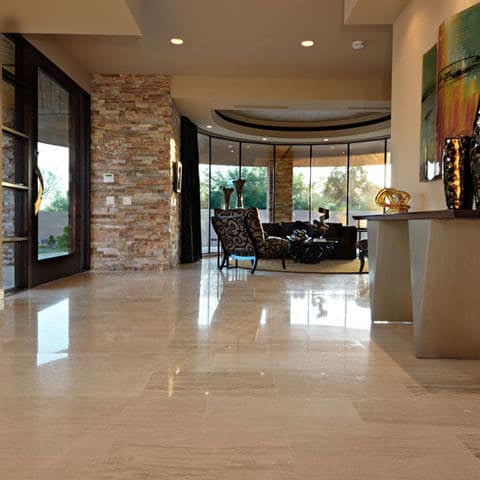 4 Points You Want to Know About Travertine Stone