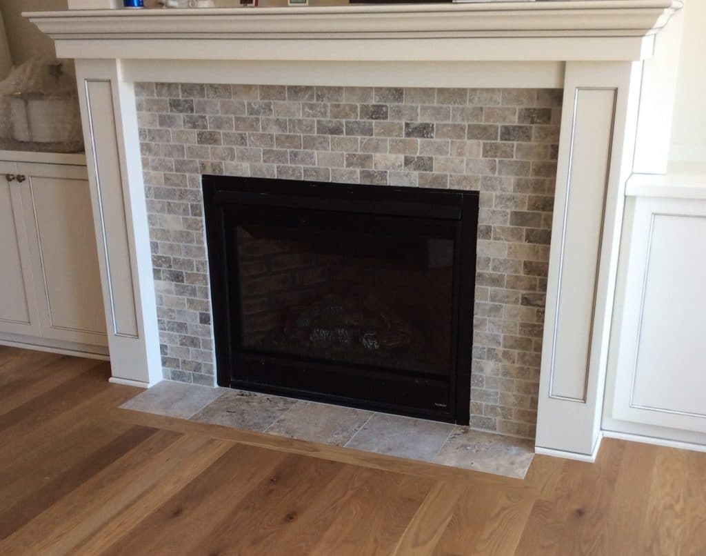 Fireplace surround ideas, best stone choices, installation and tips