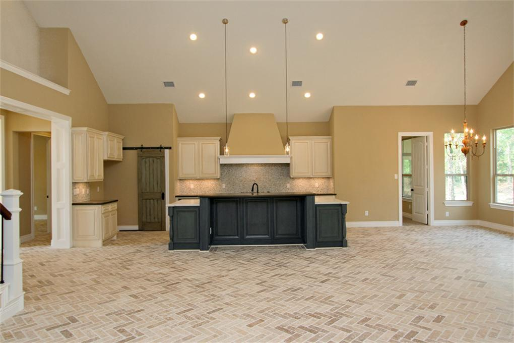 Travertine Kitchen Floor Design Ideas Cost And Tips Sefa Stone