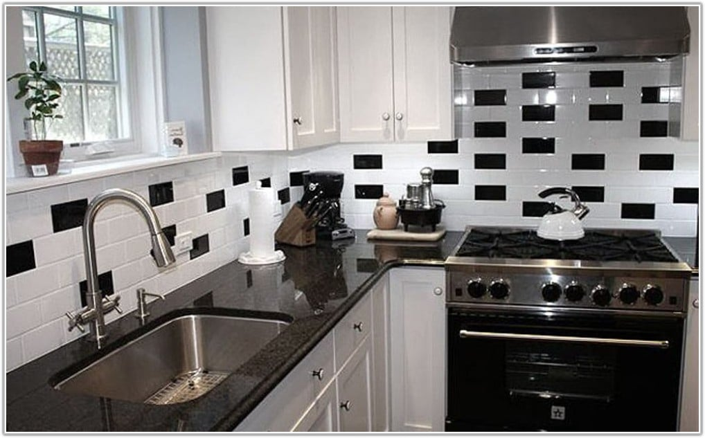 10 best black and white tile design ideas, projects and ...