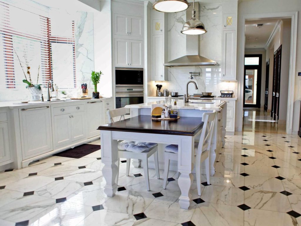 10 Best Black And White Tile Design Ideas Projects And Usage Examples Sefa Stone Miami