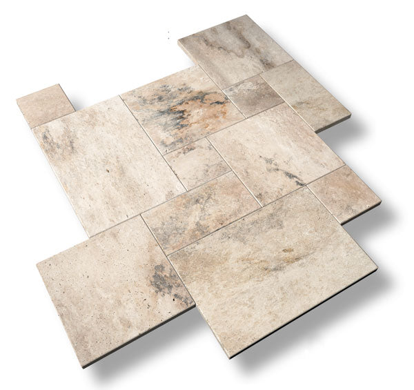 Country Classic Travertine Pavers